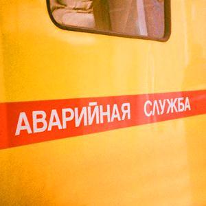 Аварийные службы Баксана