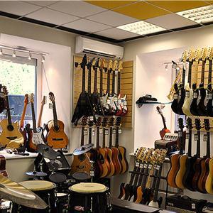 Музыкальные магазины Баксана