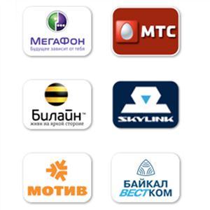 Операторы сотовой связи Баксана