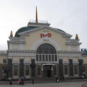 Железнодорожные вокзалы Баксана